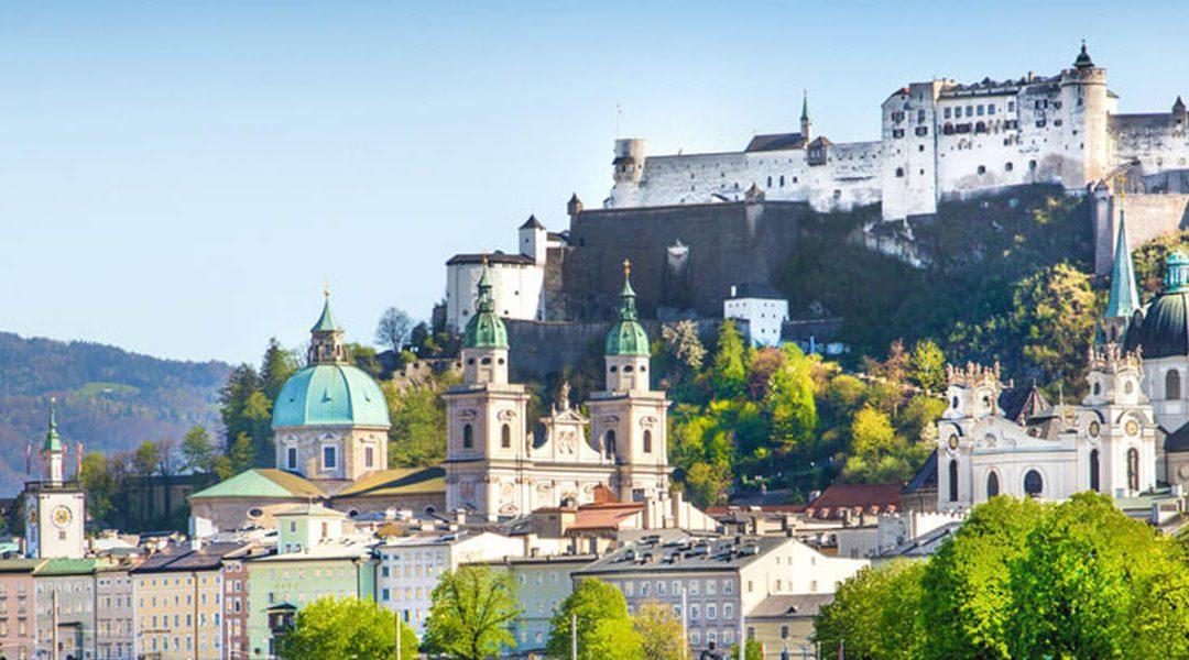 Das perfekte Mittagessen in Salzburg