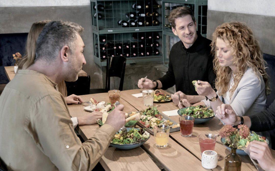 Lunch Roulette: Blind Date zur Mittagspause