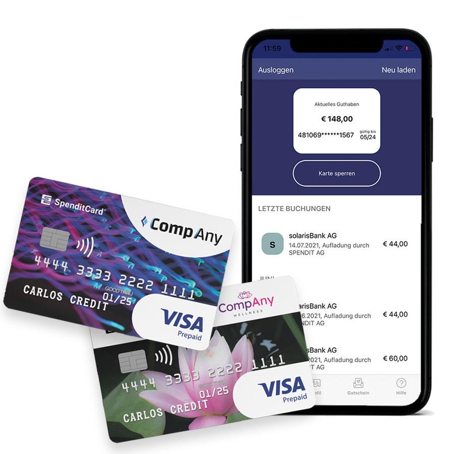 spenditcard-arrangement-app-visa-karte