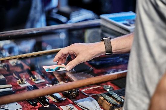 Bezahlen mit der SpenditCard
