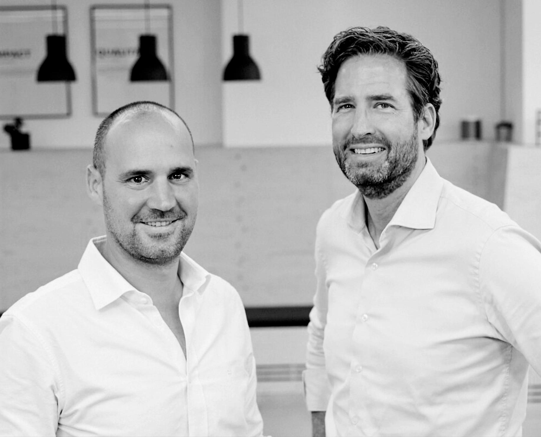 Florian Gottschaller und Ralf Aigner